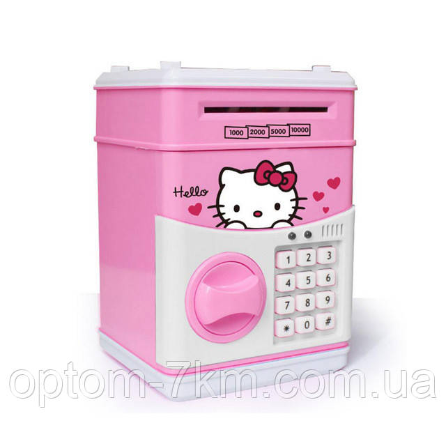 Дитяча Скарбничка Сейф Hello Kitty 3506 VJ