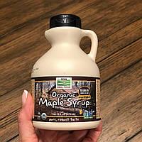Now Foods Органический кленовый сироп класс A темный цвет 16 ж. унц 473 мл