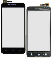 Сенсорний екран для смартфону Lenovo A2020 Vibe C, тачскрін чорний