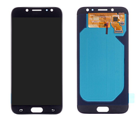 Дисплей Samsung j730 Galaxy J7 (2017) модуль в сборе с тачскрином, черный, оригинал