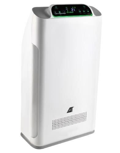 Очищувач повітря Malatec 6432, очиститель воздуха + 4 типи фільтрів+ UV ionizator