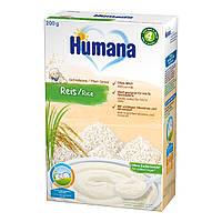 Каша HUMANA рисовая, безмолочная, 200 г 77568 ТМ: Humana