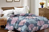 Двуспальный постельный комплект из сатина 50*70 см