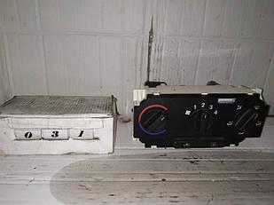 №31 Б/у блок управления печкой/климатконтролем 90560365 для Opel Astra G 1998-2009