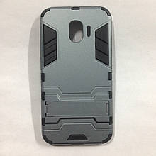 Чохол для Samsung J2 J250 Terminator Gray