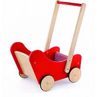 """VIGA Дерев""""яний візок  для ляльки Buggy (59215)"""