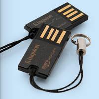 Считыватель карт памяти Kingston FCR-MRG2 USB ― microSD Reader