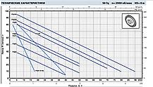 Насос вихревой самовсасывающий Pedrollo модель PQm 60 (трехфазный), фото 2