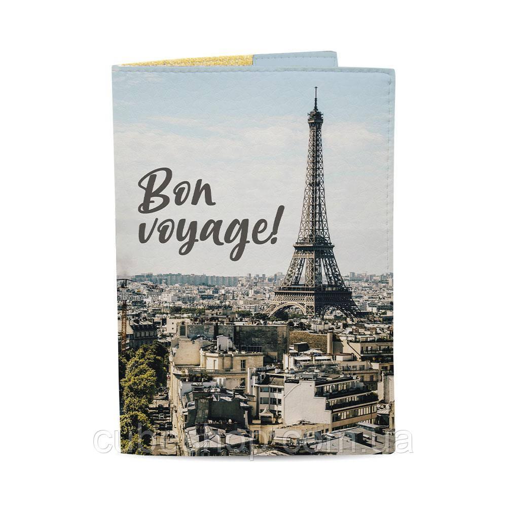 Обложка на паспорт Paris