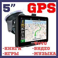 GPS навигатор в машину Shuttle PNA-5028