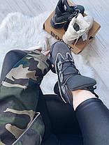 """Кроссовки adidas Yeezy 500 """"Черные"""", фото 2"""