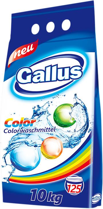Стиральный порошок 10 кг Color Gallus 4251414300308
