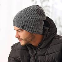 Зимняя мужская шапка AJS Польша