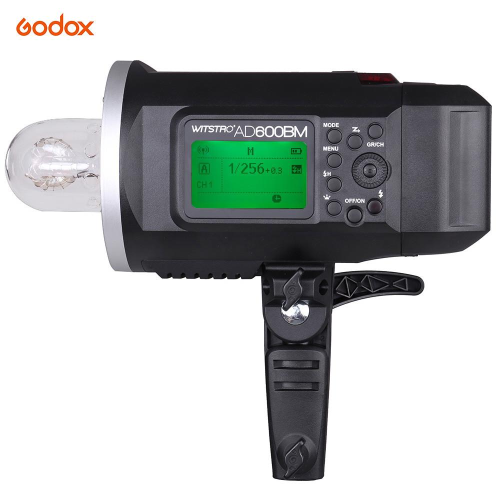 Профессиональная студийная вспышка Godox  AD600BM Witstro (AD600BM)