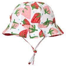 Панамка детская Scilly Strawberries