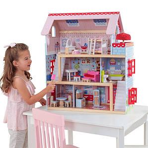 Kidkraft Ляльковий будинок Dollhouse Челсі (65054)
