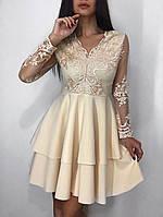 Женское красивое платье (расцветки), фото 1