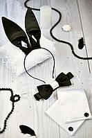 Костюм Кролик PlayBoy для тематической вечеринки
