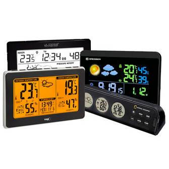 Метеостанции, барометры, гигрометры