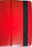 Чехол для планшета Lagoda Handy Stand 9.7 Crimson Vicenza 250*190 мм красный