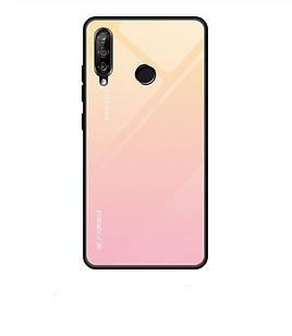 Чехол Gradient для Huawei P30 Lite (4 цветов)