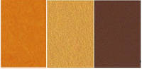 Набор  фетр листовой_коричневый 1,0 мм (мягкий)