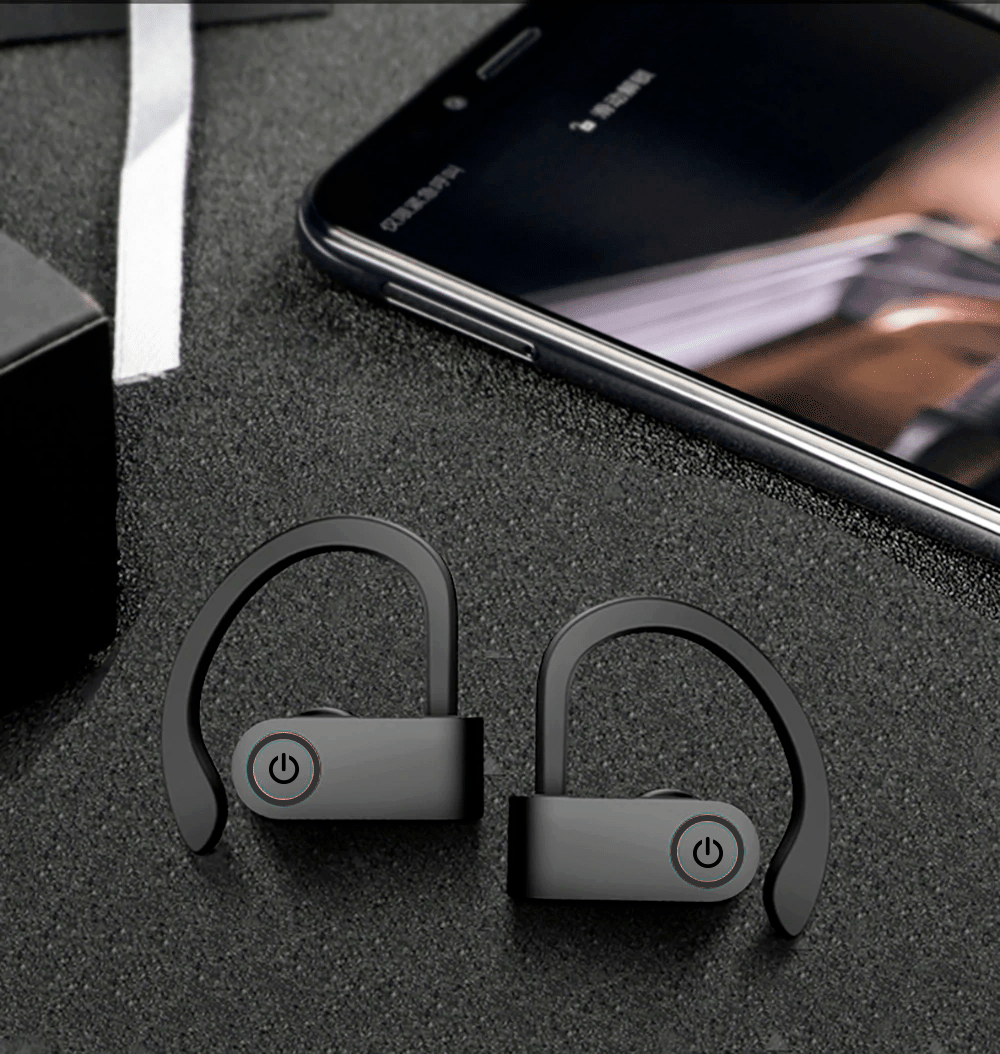 """Наушники Bluetooth Гарнитура """"KD TWS S6"""" Stereo Earphone"""