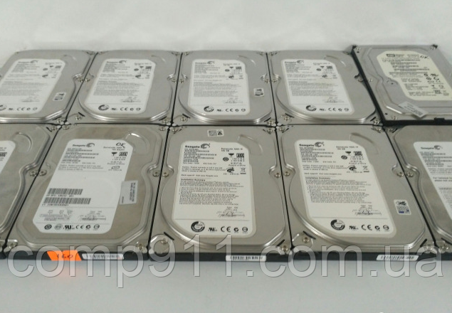 Жесткие диск Ide 40,80,120,160,250 гигабайт для компьютера