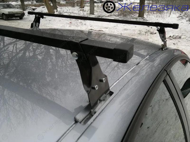 """Багажник на крышу """"КРАБ"""" (ПОЛО) LUX"""