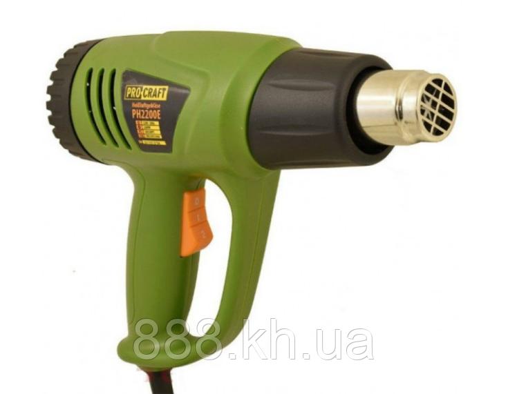 Фен промышленный Procraft РН-2200