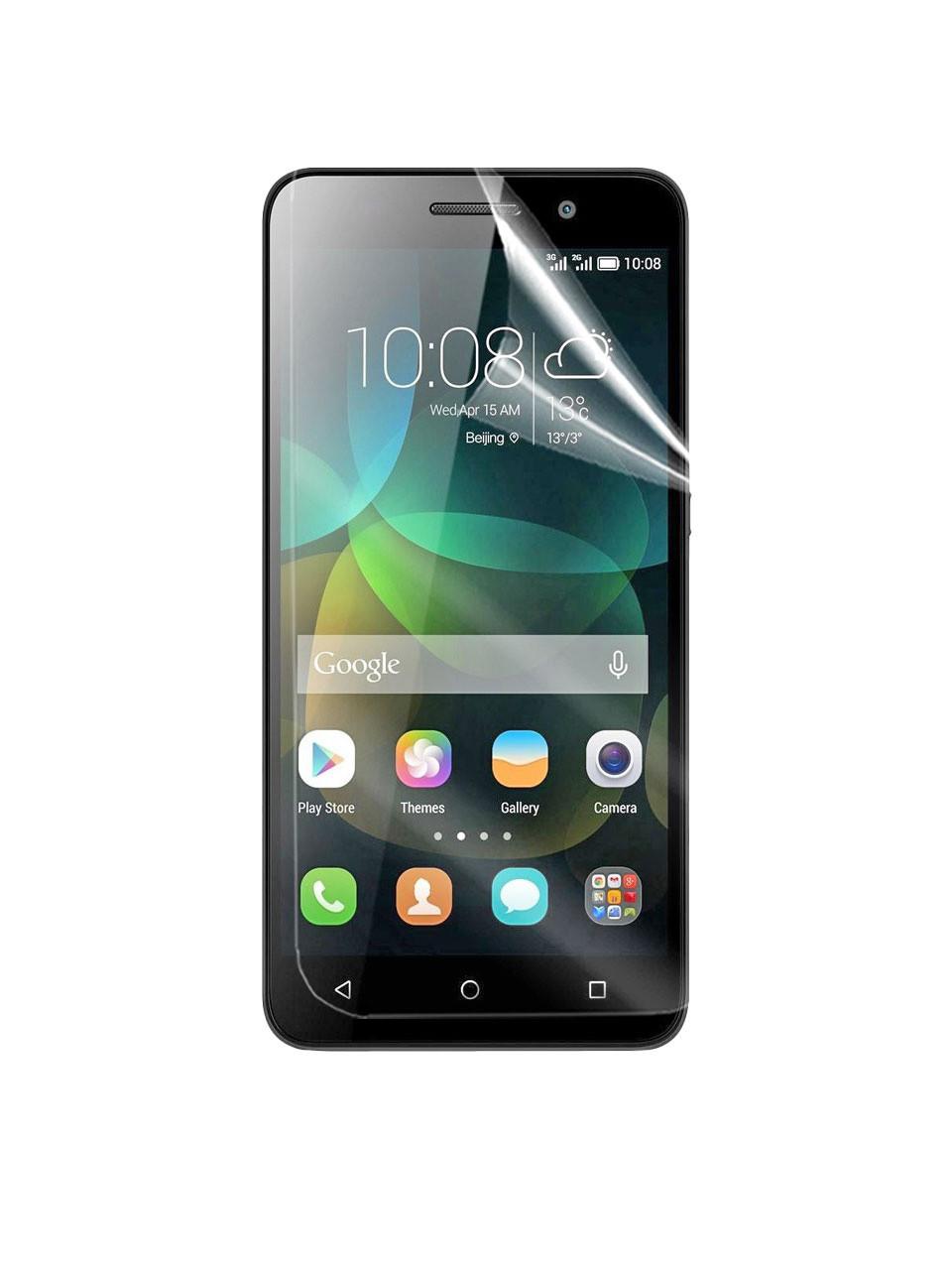Глянцевая защитная пленка для Huawei Honor 4c
