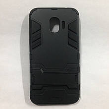 Чехол для Samsung J2 J250 Terminator Gray