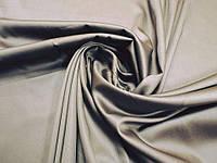 Ткань для пошива постельного белья сатин гладкокрашеный Шоколад