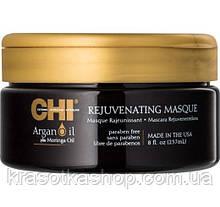 CHI Argan Oil Masque Маска-крем омолоджуюча, відновлення та харчування Аргана, 237мл