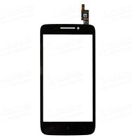 Lenovo S650 сенсорный экран, тачскрин черный