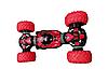 Машина перевертиш 40 см трансформер баггі на радіокеруванні TWISTED всюдихід Червоний колір Гарантія + ПОДАРУНОК