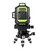 Лазерный уровень Fukuda 4D (3D + одна плоскость) MW-94D-4GX с пультом