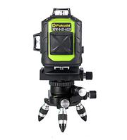 Лазерный уровень Fukuda 4D (3D + одна плоскость) MW-94D-4GX с пультом, фото 1
