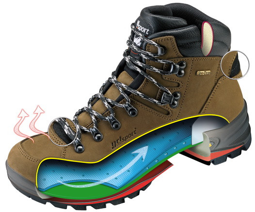 Trekking Ботинки - 4