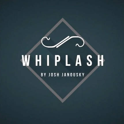 Whiplash (Gimmick and Online Instructions) by Josh Janousky, фото 2