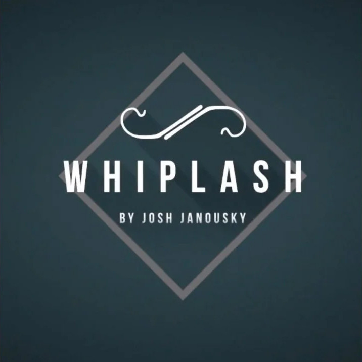 Whiplash (Gimmick and Online Instructions) by Josh Janousky