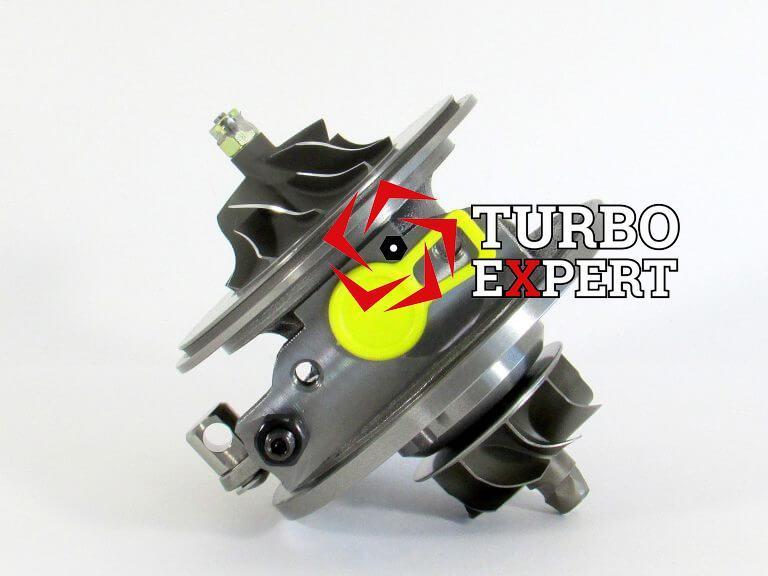 Картридж турбины 54399880029, Skoda Octavia II 1.9 TDI, 77Kw, BLS, 03G253019K, 03G253019KX, 2004+