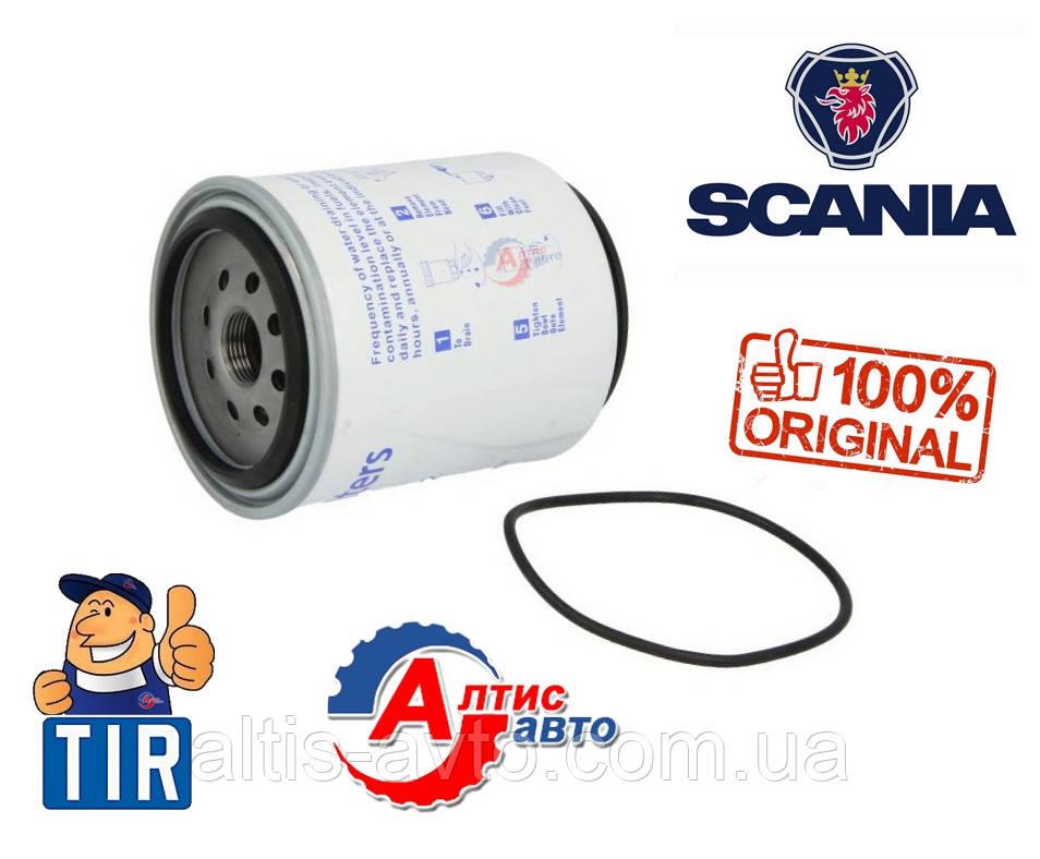 Фильтр топливный сепаратор Scania грубой очистки дизель Скания 1296851