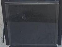 Печь для сауны Ребро 30м³ без выноса со стеклом 305*305