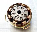 Генератор мотоцикла Минск 125 куб., 14В, 65Вт, 3701, фото 3