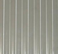 Скло візерункове рифленное Флутс безбарвний 4мм