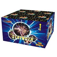 Салют STRENGTH (25 мм, 100 выстрелов)