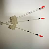 Кивок  лавсановый спортивный 95 мм, 0,15-0,4  г