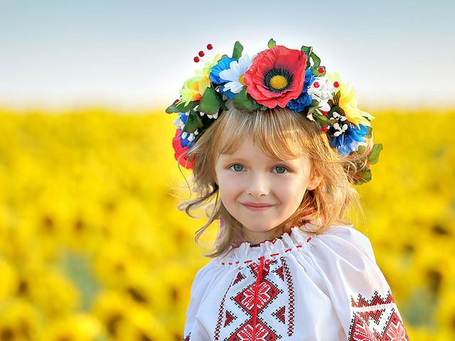 Украинские венки, обручи, украшения для волос ручной работы