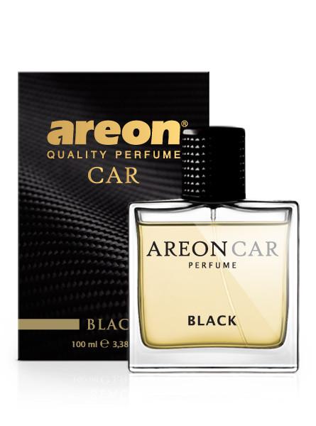 Areon Car Perfume Black 100мл (PCP01)